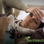 Dấu hiệu sốt – Bệnh viêm nội tâm mạc (ảnh minh hoạ)